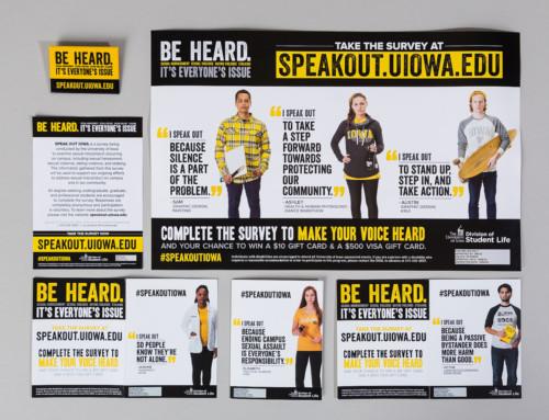 Speak Out Uiowa